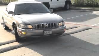 Buick Lacrosse On Swangas Buick Slab