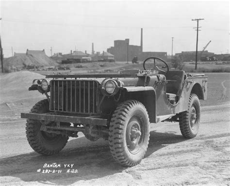 first jeep ever made jeep wikipedia