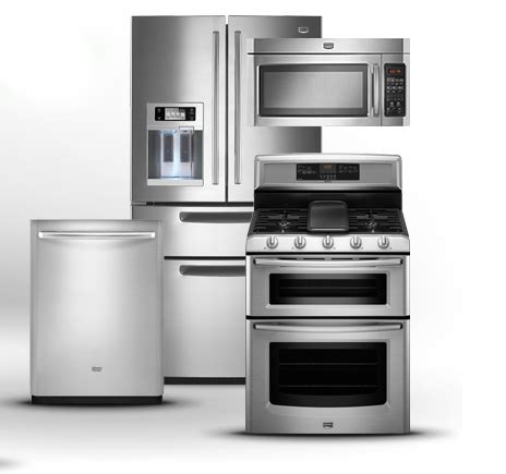 kitchen appliances from maytag
