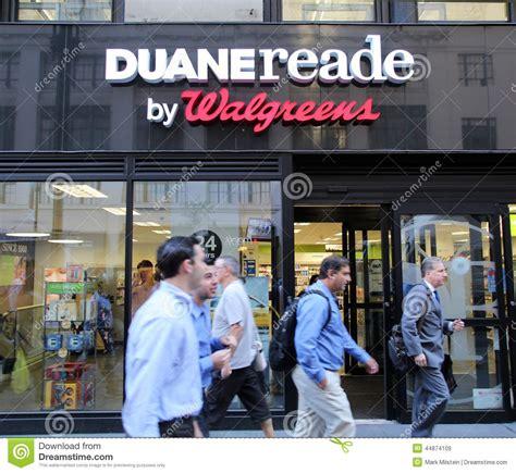 Duane Reade Thank You Cards