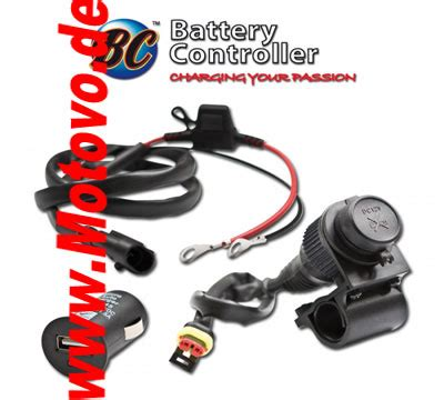 Motorrad Batterie Ladeger T Bordsteckdose by Ladeger 228 T Zubeh 246 R Motorradzubeh 246 R Von Motoversand Gusenburg