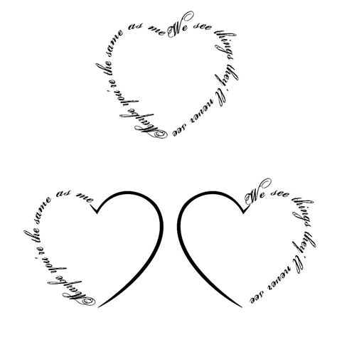 word heart tattoo designs tattoos designs ideas and meaning tattoos for you