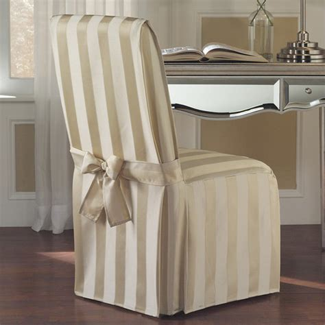 roll back parson chair slipcovers united curtain co madison parson chair slipcover