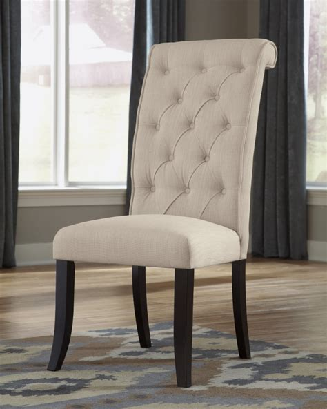 ashley dining room chairs d530 01 ashley furniture tripton dining uph side chair 2cn