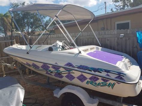 used boats for sale in titusville fl regal rush jet boat for sale