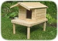 outdoor cat house plans pdf diy outdoor cat house plans free nw bird
