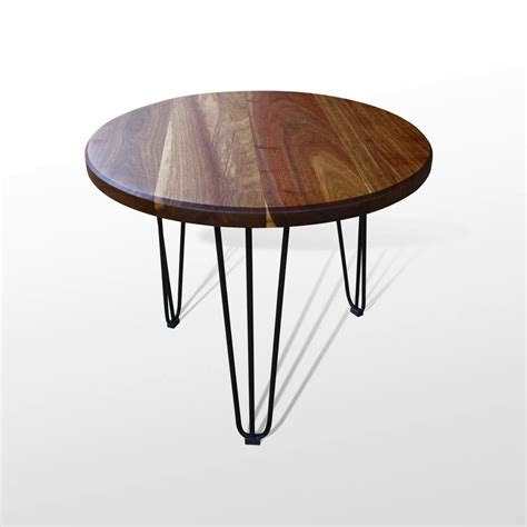 Circle Side Table by Hairpin Side Table The Streets