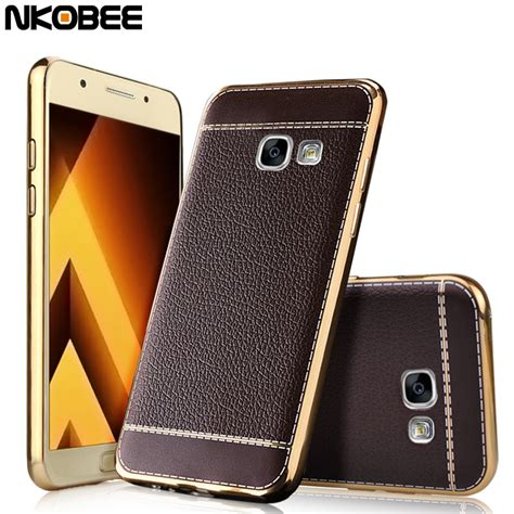 Luxury Leather Galaxy A5 2017 aliexpress buy for samsung galaxy a5 2017 leather luxury for samsung galaxy a5 2017