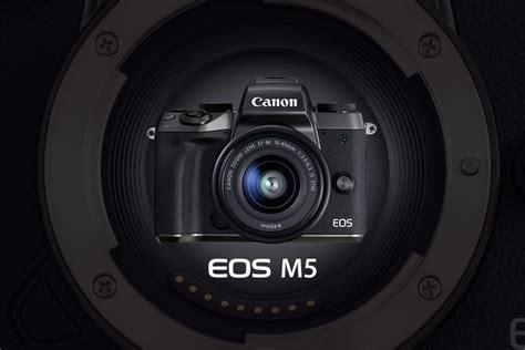 Sensor Untuk Kamera Mengambil Gambar Yang Berkecepatan 0 1 Milidetik eos m5 mencermati lebih dekat 4 fitur inti