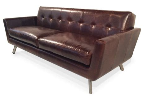 nixon sofa nixon leather sofa thesofa