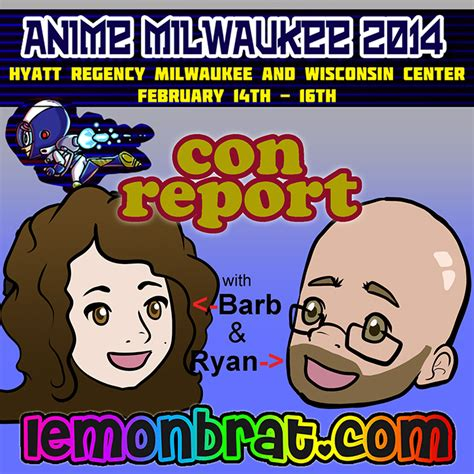 Anime Milwaukee by Convention Report Anime Milwaukee Lemonbrat