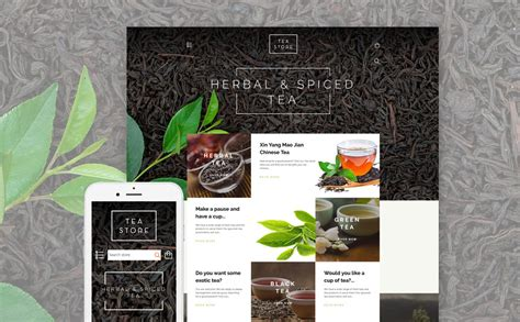 shopify themes for large inventory food and beverages shopify theme