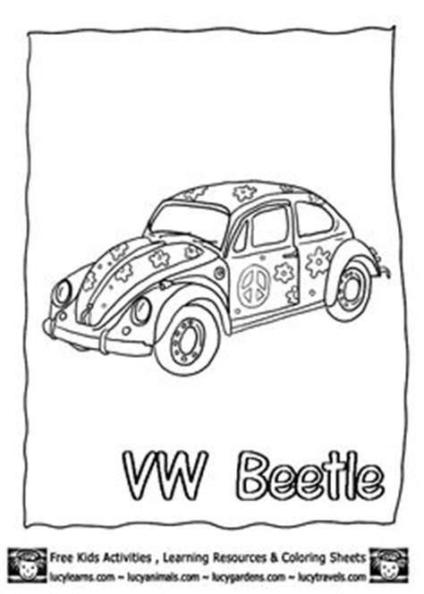 free vw fox coloring pages 1000 images about adult coloring pages on pinterest