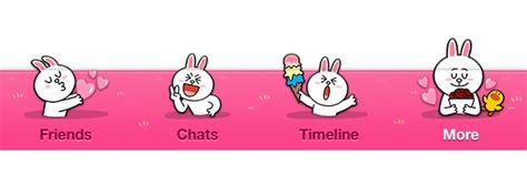 tema line duniati line theme messenger android 10 line theme unofficial