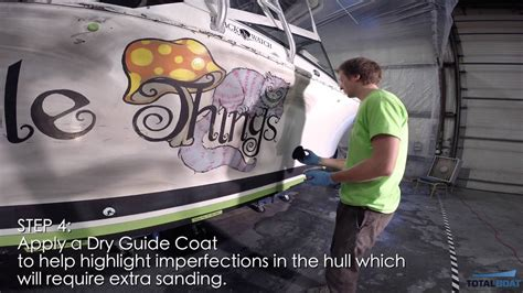 boat paint prep how to paint a fiberglass boat hull