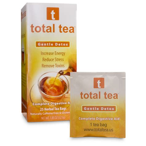 Detox Tea Diarrhea by Freebies Sles Reviews Total Tea Gentle Detox