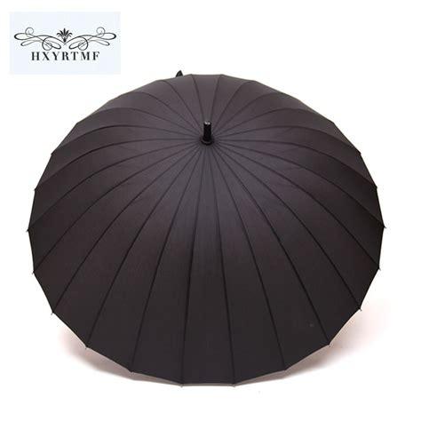 Gamis Umbrella Bubblepop High Quality 32 high quality 24 rib solid windproof umbrella handle sun umbrella stick outdoor