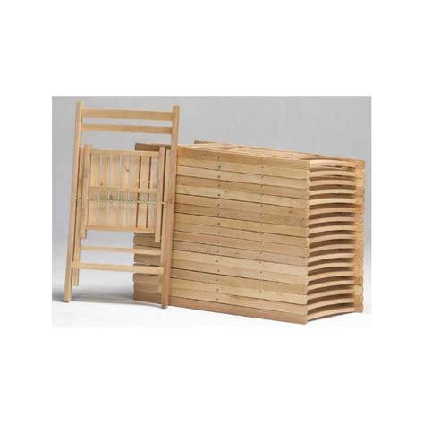 silla de madera plegable silla madera plegable varios colores color cerezo blanco