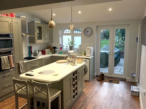 single storey extension kitchen extensions housetohome co uk orpington kitchen extension and patio dixons contracts