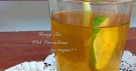 resep minuman sereh enak  sederhana cookpad