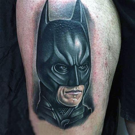 tattoo batman face 111 amazing batman tattoos ideas and designs gallery