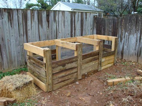 My Compost Bin Plans Revolutionary Gardens