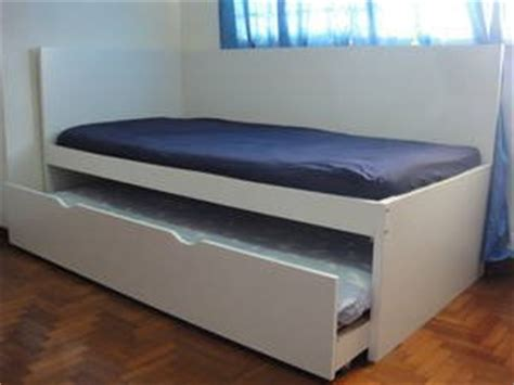 pull out bed ikea ikea pull out bed singaporemotherhood forum