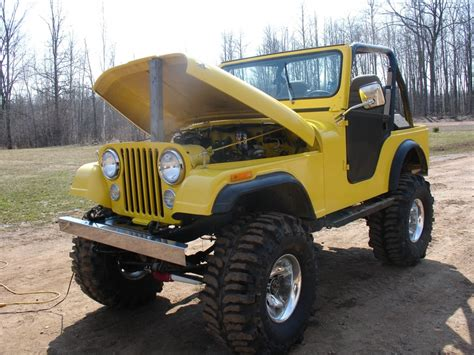 Fastest Jeep Fast And Furious My 74 Jeep Cj5 My Jeep Addiction