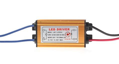 3 5 1w Led Driver 220v L Constant Current Transfor Berkualitas 4 11 jny lo305a 9 18v 3 5 1w water resistant constant current led driver at fasttech