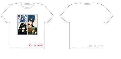 Kaos Hatsune Miku Chibi T1310 3 pyu byu no mise kaos anime only 70 000