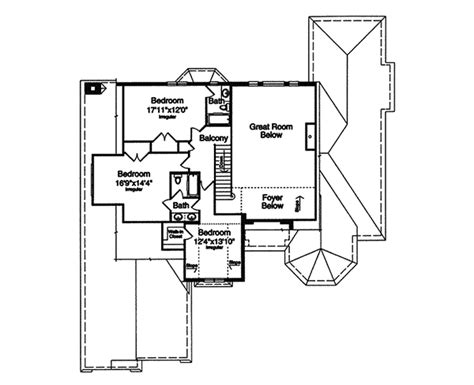 mount vernon floor plan mt vernon traditional home plan 065s 0017 house plans and more