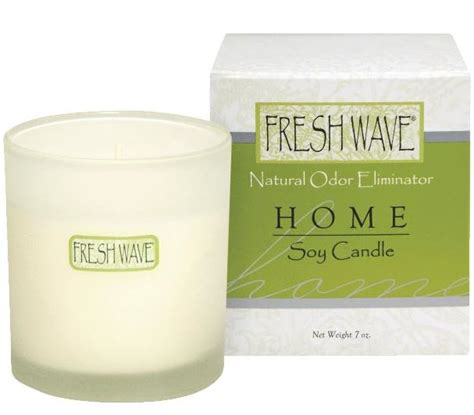 Best Candle For Kitchen Odors by Fresh Wave Odor Neutralizing Kitchen Soy Candle 7 Ounce