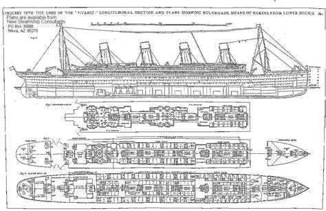 titanic diagram rvia wiring diagram electronic circuit diagrams wiring