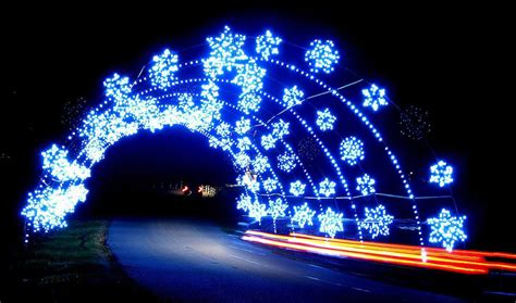 oglebay winter festival of lights in west virginia