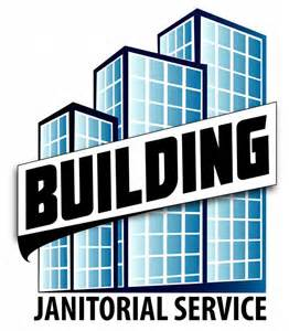 building janitorial service logo 01 from building