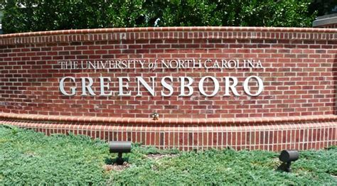 Unc Greensboro Part Time Mba by College Greensboro College