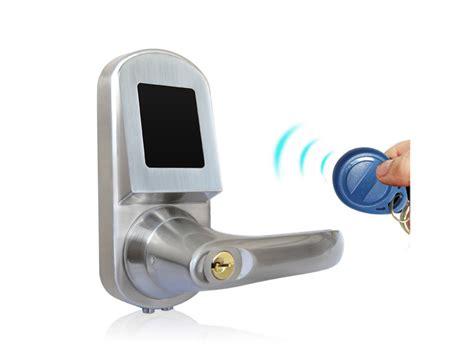 Fingerprint Door Lock Silicon Ul 580 unitech security co limited