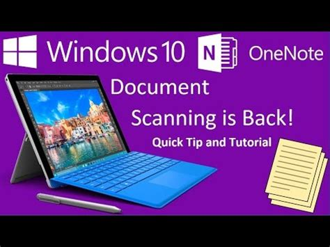 windows 10 surface tutorial full download surface pro 3 onenote the pen and the