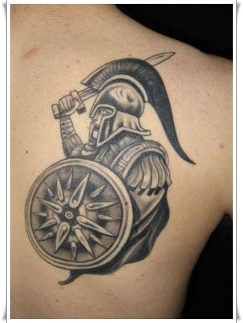 ancient roman tattoos 17 of the most powerful warrior designs warrior