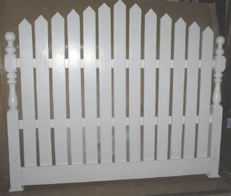 picket fence bed frame furniture gt bedroom furniture gt bed gt picket fence bed