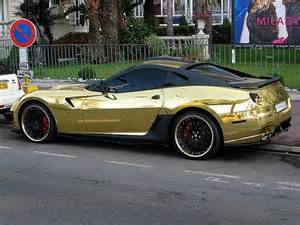 Gold 599 Gtb Owner Pimp My Ride Some Most Expensive Pimped Cars Need4u