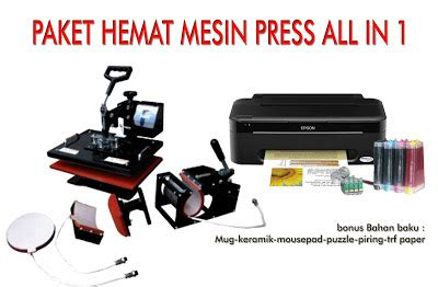 Printer Sablon All In One galery peluang usaha digital