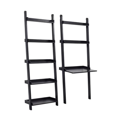 pottery barn studio wall desk bookcases shelving used bookcases shelving for sale