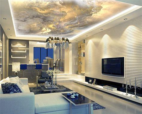 Deco De Plafond by Des Id 233 Es Pour La D 233 Coration De Faux Plafond Moderne