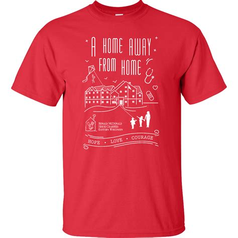 Home Tshirt a home away from home t shirt ink to the t