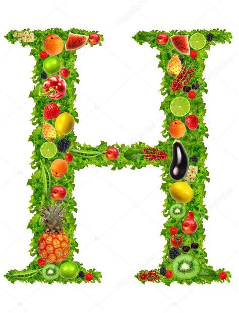 h vegetables fruit and vegetable letter h stock photo 169 kesu01 7795172