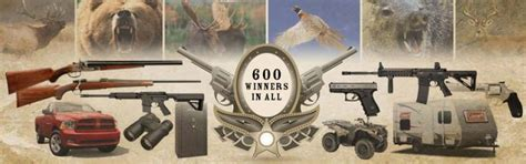 Nra Sweepstakes Winners - all new nra sweepstakes opportunity