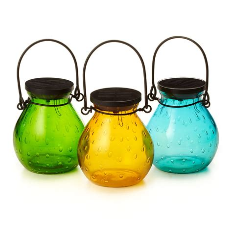 Bubble Glass Solar Lanterns Solar Light L Outdoor Solar Light Lanterns