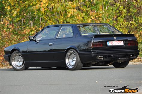 maserati biturbo custom schmidt th line wheels for maserati biturbo tunershop