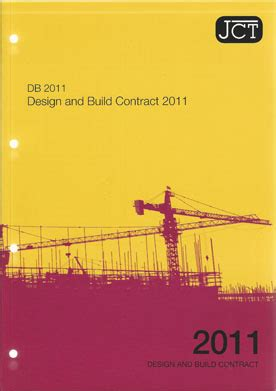 Jct Design And Build Contract Db 2011 Edition | wildy sons ltd the world s legal bookshop search